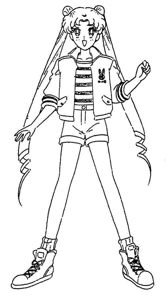 Pin de Natsu Kisaragi en Sailor Moon   Pinterest   Dibujos de sailor ...
