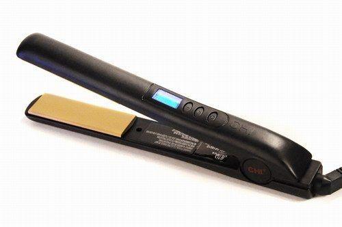 CHI Black Auto Digital Ceramic Flat Irons Hair Straighteners_CHI Digital Flat Iron_CHI_Cheap CHI Hair Straighteners,CHI Flat Irons,CHI Straighteners