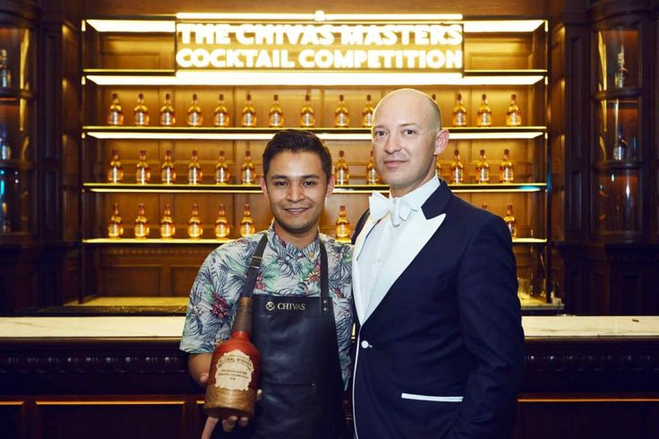 Chivas Regal / Max Warner