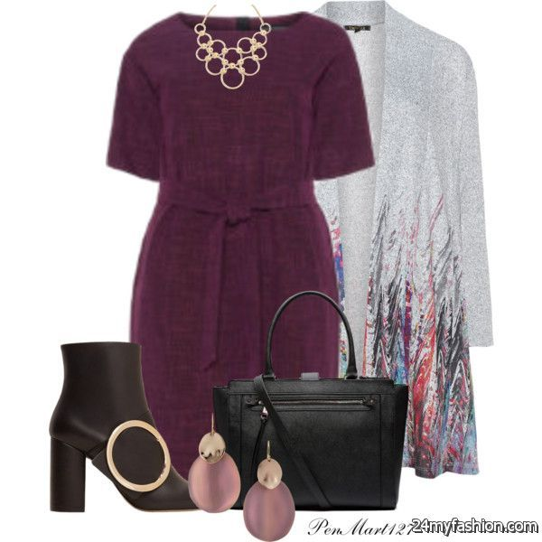 Plus Size 40 Old Women Office Looks 2019-2020 Check more at 24myfashion.com/…