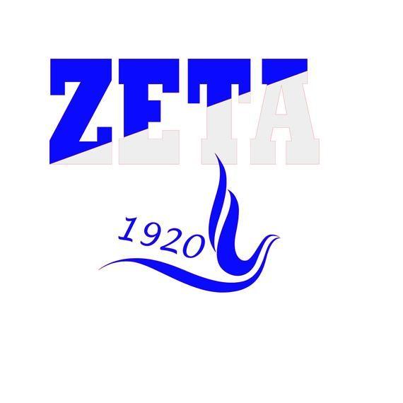 Zeta Phi Beta Svg Png Jpeg Zeta Phi Beta Zeta Phi
