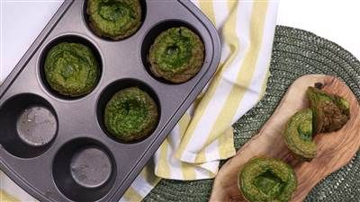 Muffin tin omelets are the perfect grab-and-go breakfast