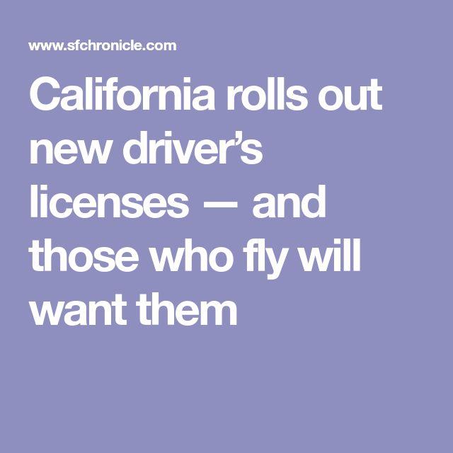 Best  Drivers License California Ideas On   Dmv