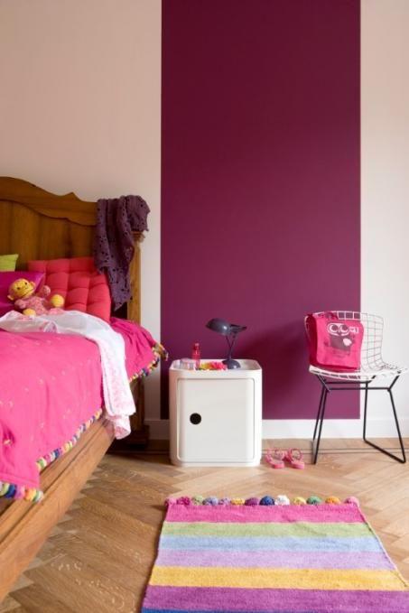 Kinderkamer schilderen / Teen girl room