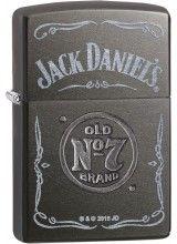 29150 Jack Daniel's, Gray Dusk, Stamped/Laser cheap zippo lighter for sale for…
