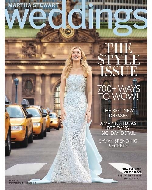 Fall Issue Martha Weddings My Cuz Heidi Elnora Is Featured Le Git