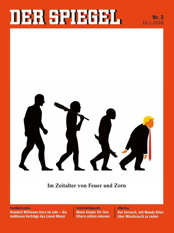 Der Spiegel. Nr. 3 (13-1-2018)