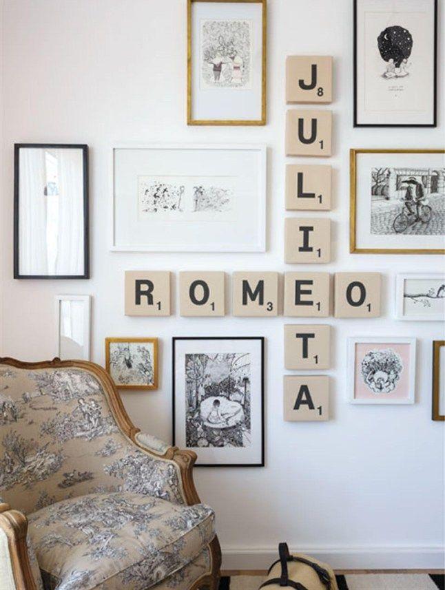 Une déco romantique et actuelle Decoration chambre adulte