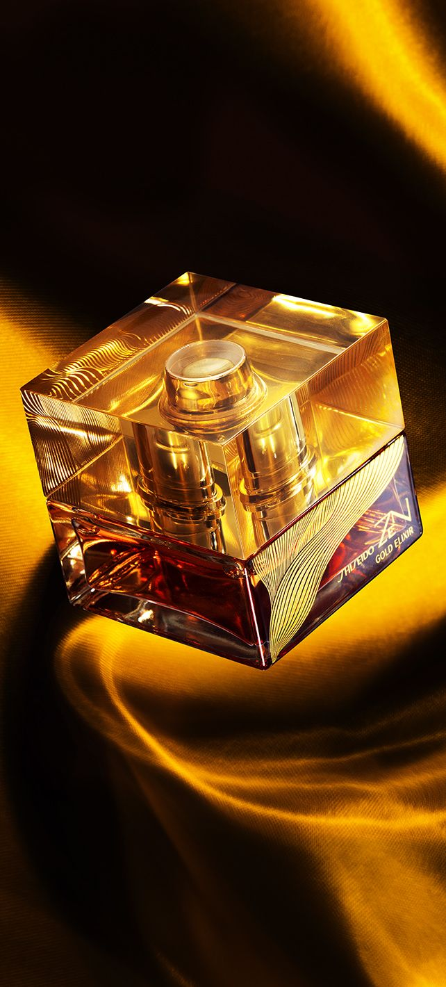 Shiseido Parfum Absolue - ZEN Gold Elixier Limited