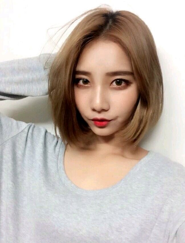 Best 25+ Korean short hair ideas on Pinterest | Asian short hair ...