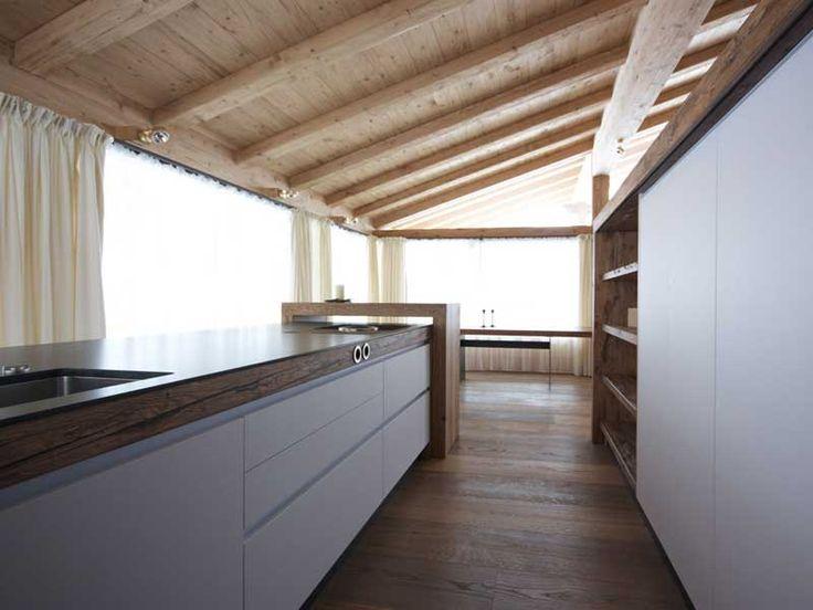 küche mit kochinsel und theke - Google Search ähnliche tolle - offene küche wohnzimmer trennen