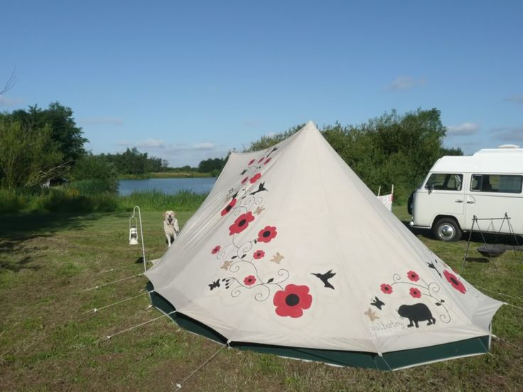 17 best images about tents walls painted on pinterest for Build your own canvas tent