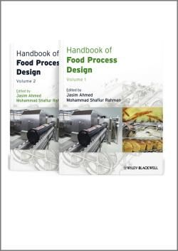 Handbook of Food Process Design / by Ahmed, Jasim; Rahman, Mohammad Shafuir