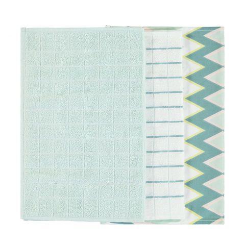 Tea Towels - Zag, Set of 3