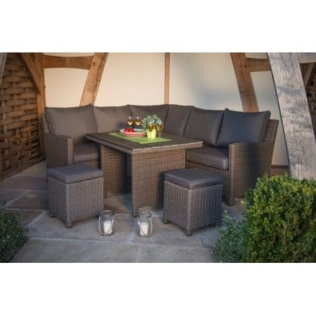 Lounge set from kettler s wicker garden furniture range in the garden - The 22 Best Images About Casual Dining Furniture Sets On