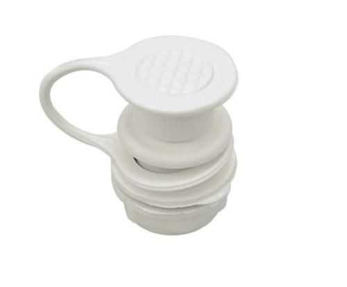 Igloo 24010 1-Gallon Ice Chest Drain Plug, White