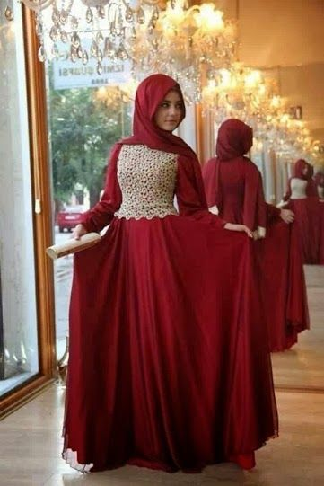 FASHION #MUSLIM #DRESS