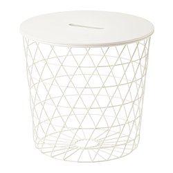 les 25 meilleures id es de la cat gorie table d appoint ikea sur pinterest paniers en fil d. Black Bedroom Furniture Sets. Home Design Ideas