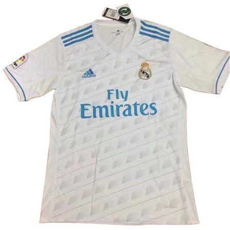 Camiseta Real Madrid 2017-2018 Primera barata - Haga un click en la imagen para cerrar