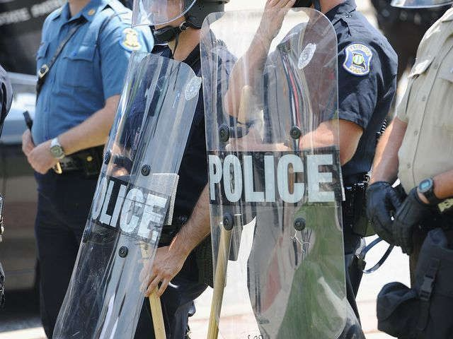 Police tactics subject of broad review