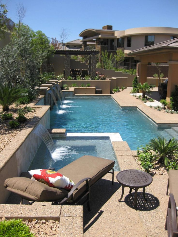 Pool Designs With Spa 12 best custom designed swimming pools, houston, tx images on