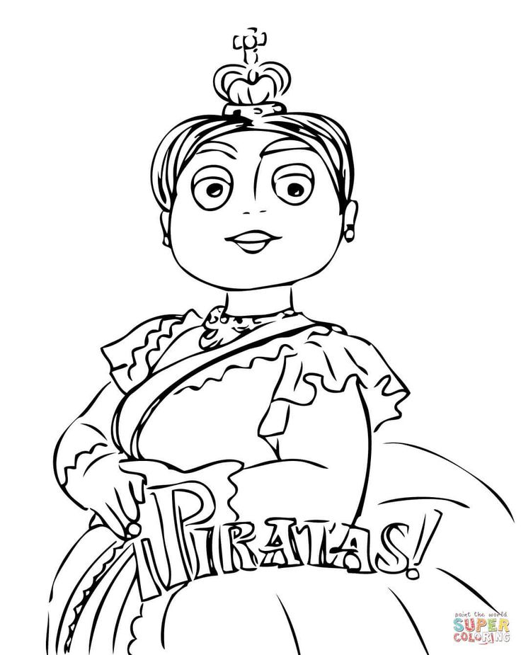 Fine Coloring Page Queen Victoria That You Must Know You Re In
