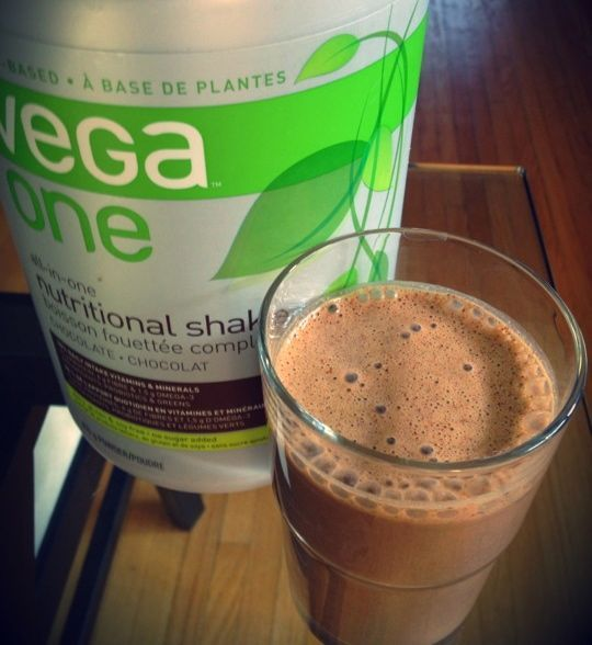If you're looking for an energizing, refreshing Frappuccino, look no further… Vega One Frappuccino by Peggy K