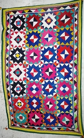 31 best Ralli Quilts - India images on Pinterest   Patchwork, Asia ... : ralli quilts - Adamdwight.com