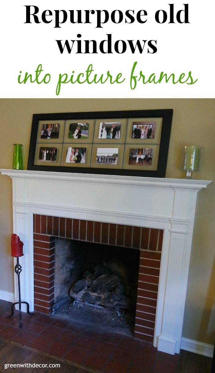 Old windows into picture frames 76 best