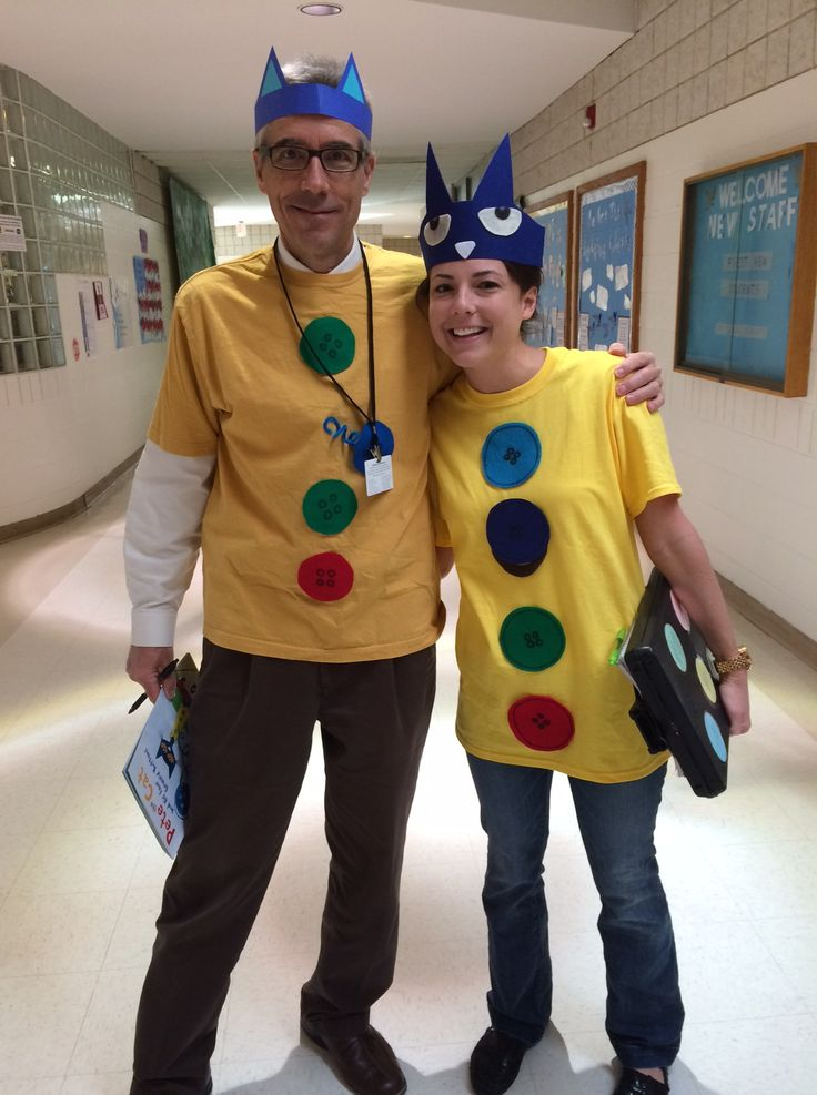 pete the cat teacher costume with hat - Google Search                                                                                                                                                                                 More