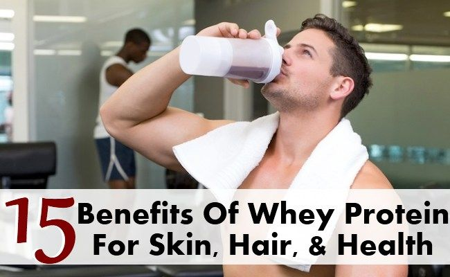 Benefits Of Whey Protein For Skin, Hair, And Health