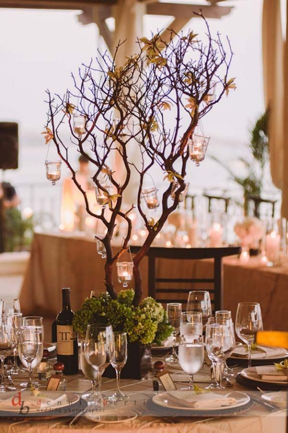 trees wedding decor 25 best ideas about tree branch centerpieces on 8066
