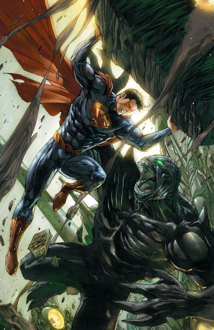 superman comic art | SUPERMAN SOLICITATIONS – JUNE 2013 EDITION | FORTRESS OF BAILEYTUDE