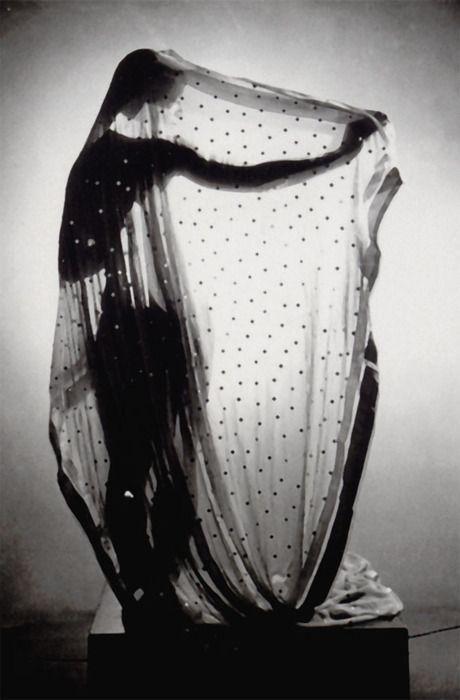 Veiled dancer, c.1933 by Erwin Blumenfeld: Dutch Years, Inspiration, Veils Dancers, Erwin Blumenfeld, Art, Photographyerwin Blumenfeld, C 1933, C1933, Blumenfeld Photography