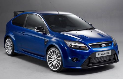 Ford Focus RS-500