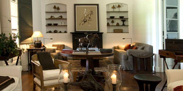 La Bamba : une des plus anciennes estancias d'Argentine qui allie avec succès luxueux confort et élégance coloniale