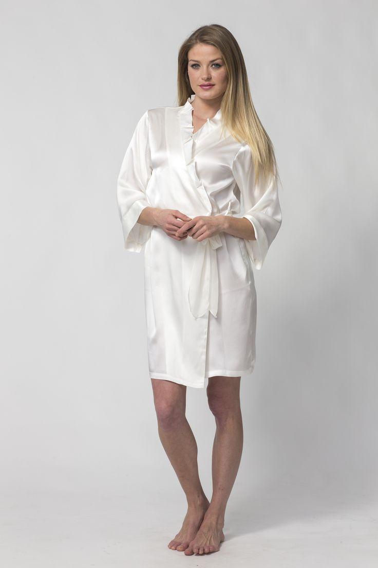 Silk Chinese RobesDesigner: Sue Morgan | Fashideas.com
