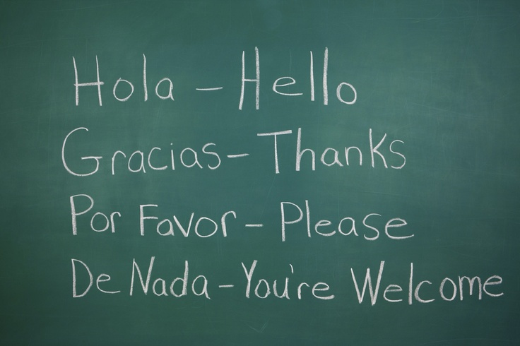 Helpful words during your travels - Spanish lessons