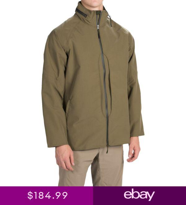 USA Filson Dakota High-Performance Waterproof Jacket w// Hood M L XL
