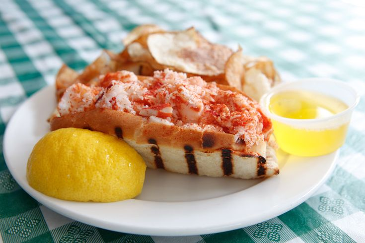 There are dozens of lobster rolls in Chicago, but these are the closest thing to eating in Maine