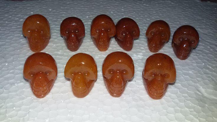 Gemstone Skulls 7