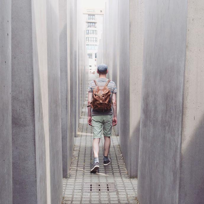 War memorial Berlin.