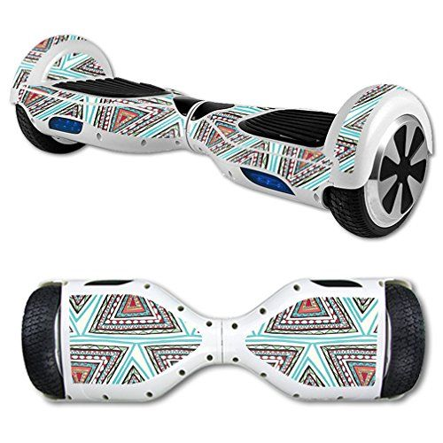 MightySkins Protective Vinyl Skin Decal for Hover Board Self Balancing Scooter mini 2 wheel x1 razor wrap cover sticker Aztec Pyramids -- Check this awesome product by going to the link at the image.