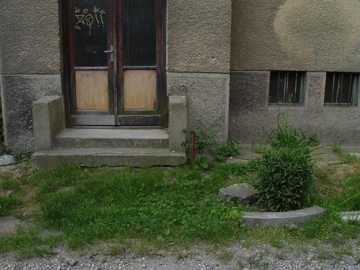 Third Step the Grass, Ruzinov (May 2008)