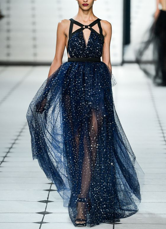 Galaxy Gown / Jason Wu Spring 2013.  I would wear this every day if it was mine.
