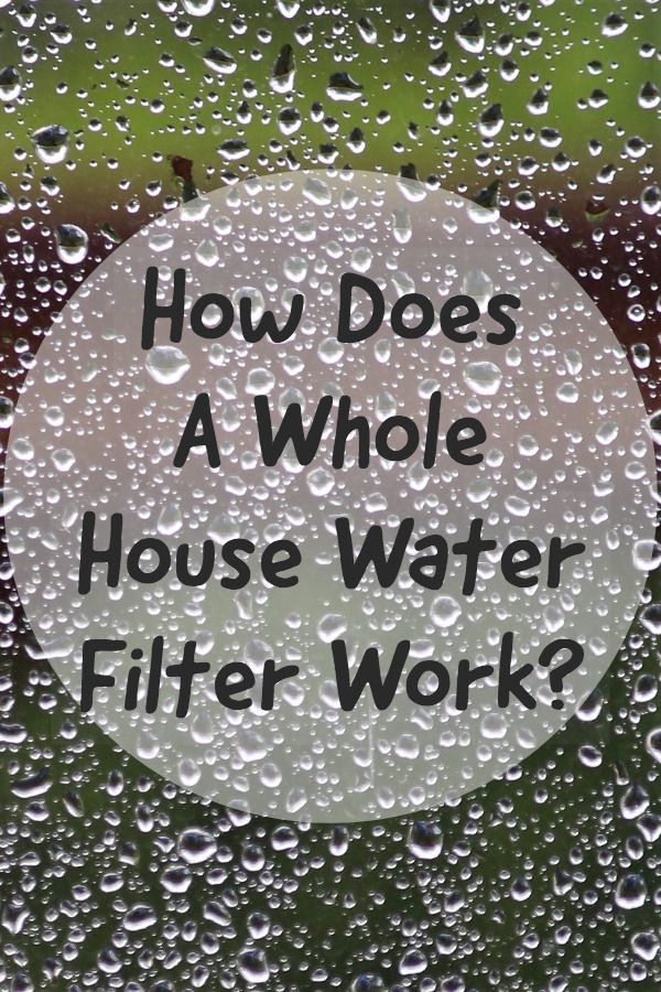 Have You Thought About A Whole Home Filtration System If Re