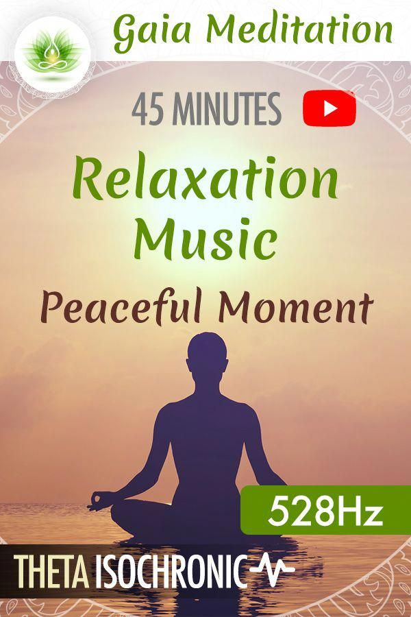 Sound Healing music for relaxation with Brainwave Entrainment: Theta