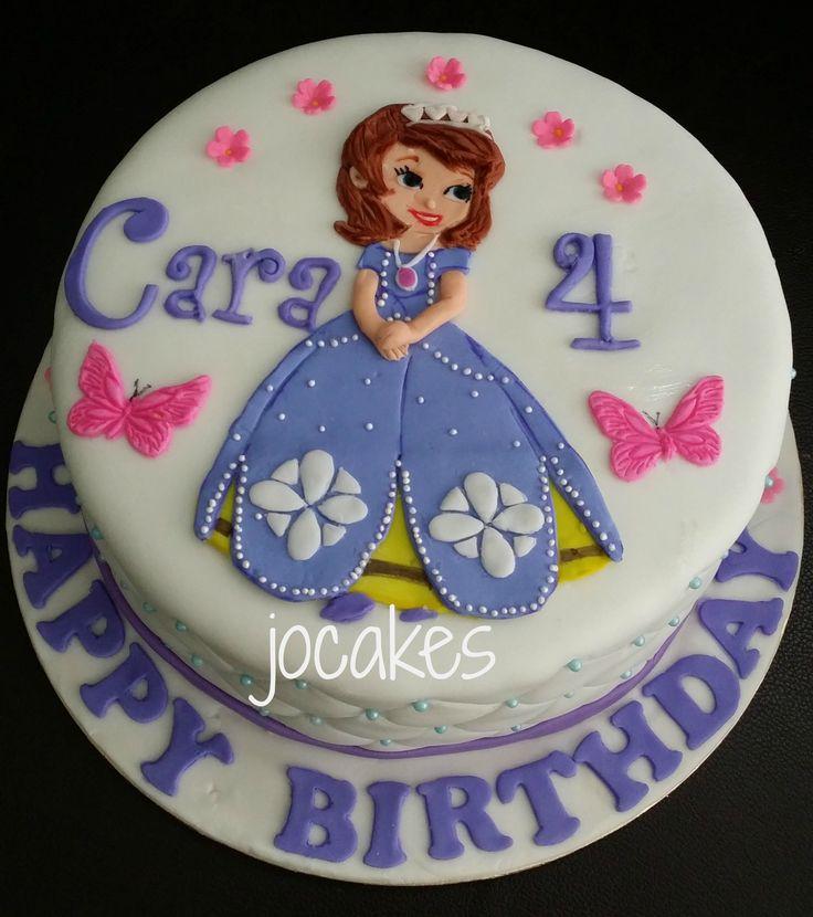 princess sofia cupcakes - Cerca con Google | principessa