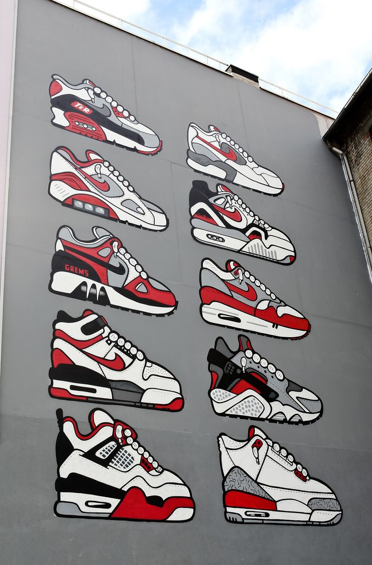 Air Jordan Logo Drawings