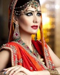 Anum Yazdani Bridal Jewellery Collection 2013 For Women | FashionInStep.Com